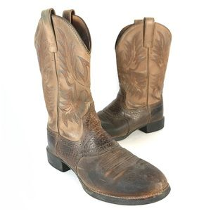 Ariat western boots 8.5EE